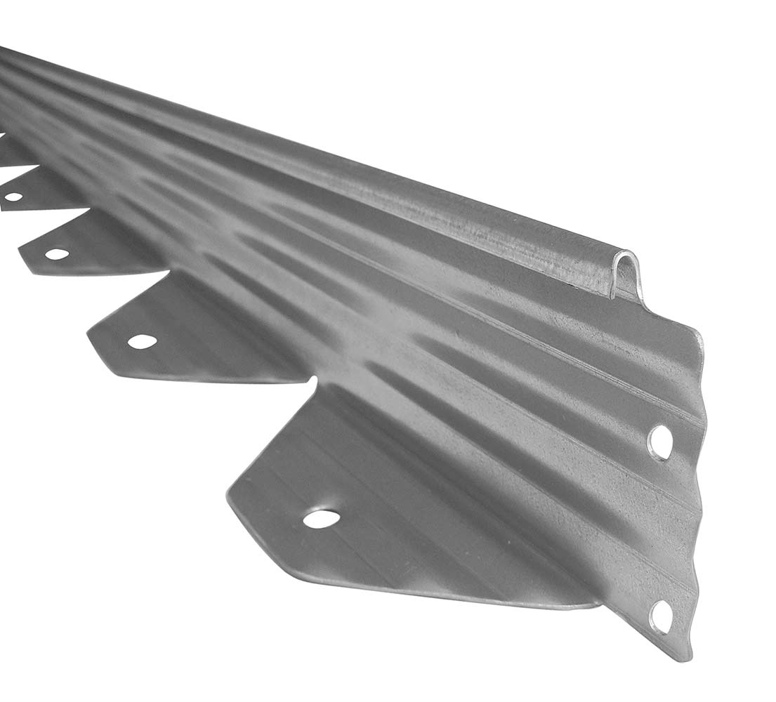 terra-S L-profile galvanised steel